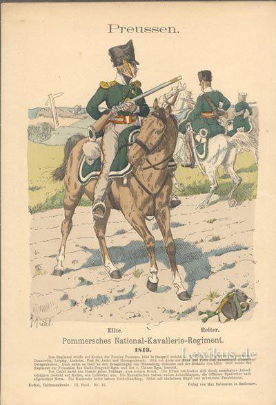 regimenter vor leibzig