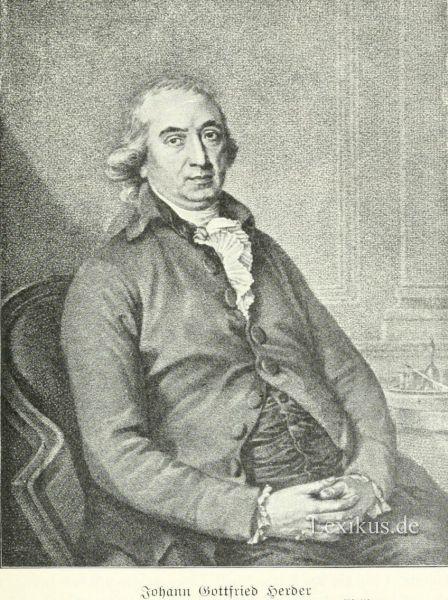 Johann Gottfried Herder zeno