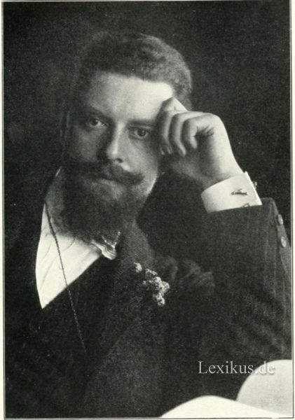 behrens peter 1868 1904 deutscher architekt maler. Black Bedroom Furniture Sets. Home Design Ideas