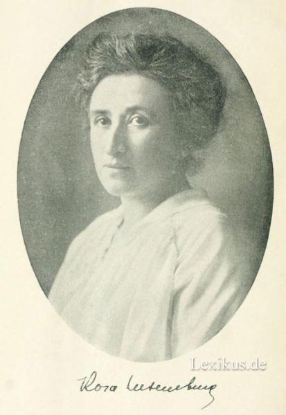 Briefe Von Rosa Luxemburg : Rosa luxemburg briefe aus dem gefängnis lexikus