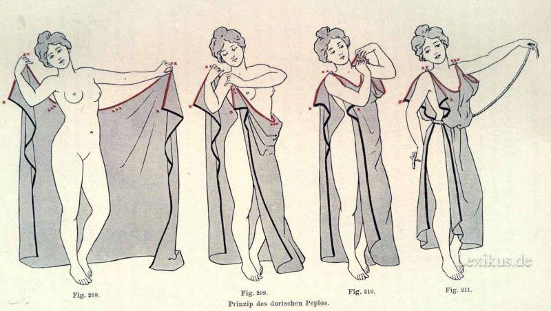 Frauen kleider romer