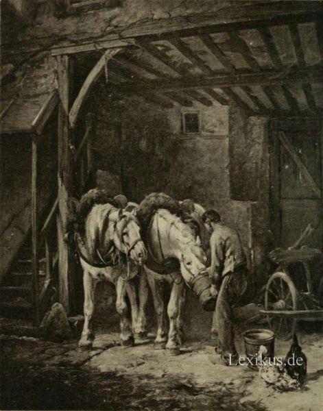 Landliebe Im Und Auf Dem Bauernhof