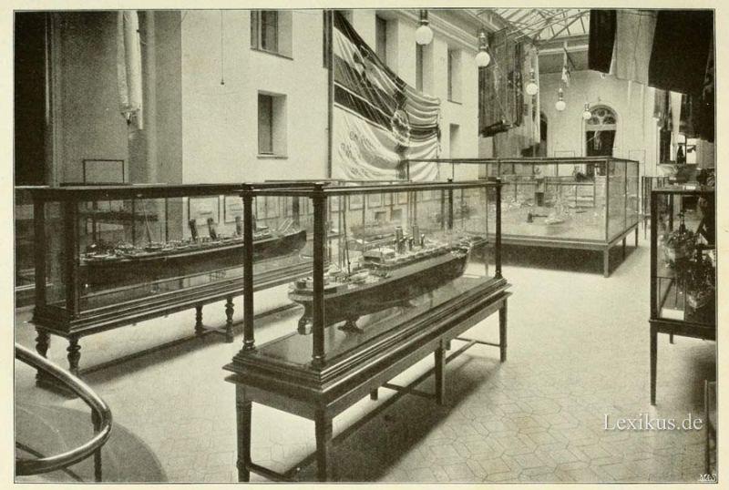 das museum f r meereskunde zu berlin lexikus. Black Bedroom Furniture Sets. Home Design Ideas