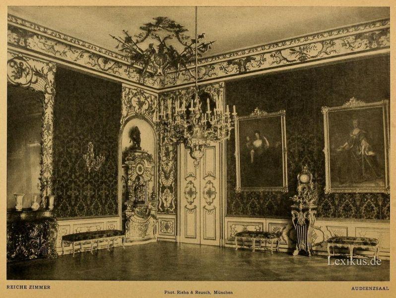 Das Residenzmuseum In München - Päpstliche Zimmer
