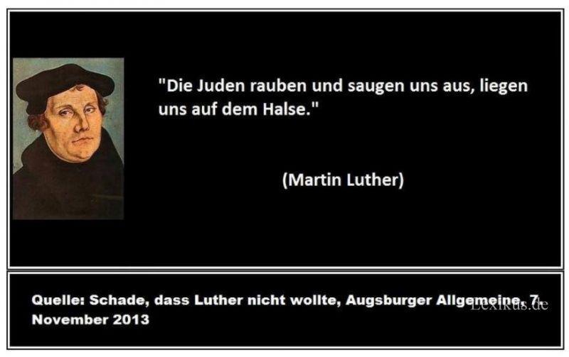 Luther über Juden