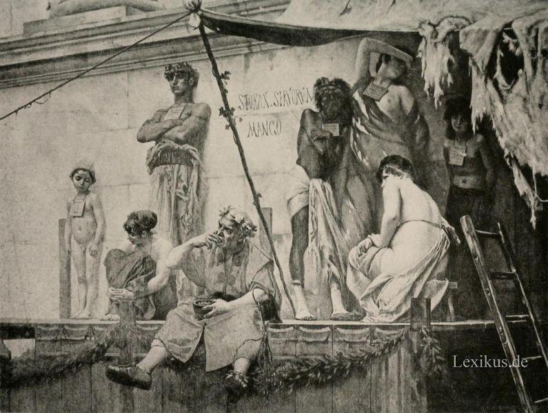 Sklavenmärkte