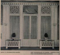 das singerhaus in basel lexikus. Black Bedroom Furniture Sets. Home Design Ideas