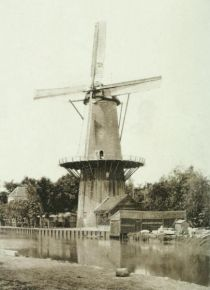 Holland - Mühle
