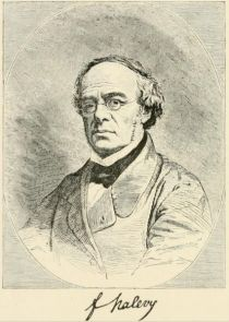 Halévy, Jacques Fromenthal Eli (1799-1862)