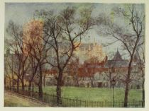 London, Deans Yard, Westminster