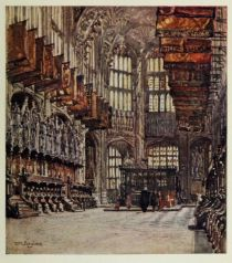 London, Henry VII. Chapel, Westminster Abbey