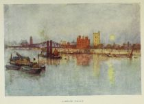 London, Lambeth Palace