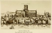 London, Old St. Pauls 1616