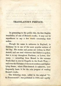 Translators Preface 1
