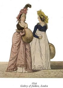 023 Gallery of fashion, London 1794