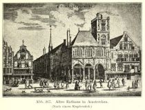 267. Altes Rathaus in Amsterdam