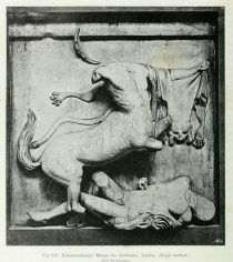 149. Kentaurenkampf. Metope des Parthenon. London