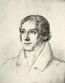 Niebuhr, Barthold Georg (1776-1831) deutscher Althistoriker