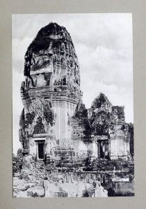 005 Alter Steintempel in Lopburi