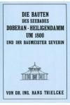 Die Bauten des Seebades Doberan-Heiligendamm um 1800
